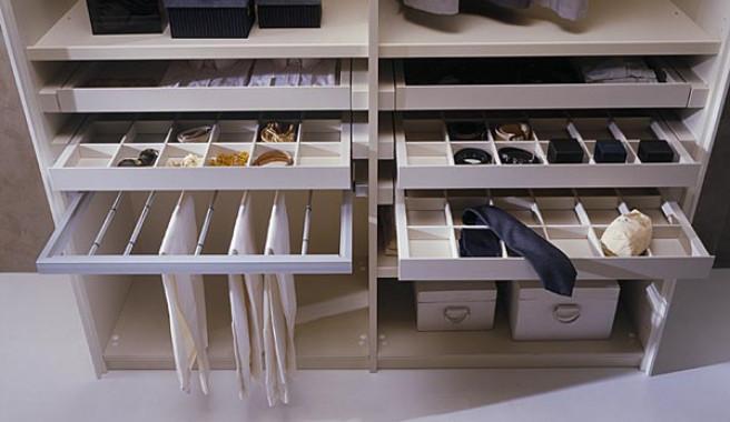 Cabine armadio soave arredamenti torino - Interni per cabine armadio ...