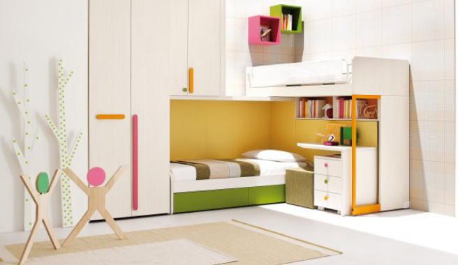 Camerette per bambini - Soave Arredamenti Torino
