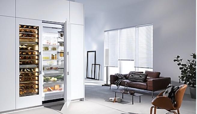 Mobili per elettrodomestici da incasso design casa creativa e mobili ispiratori - Cantinetta vini ikea ...