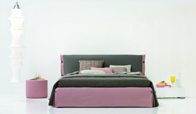 letti matrimoniali: stile e design del dormire. - soave ... - Letti Imbottiti Venice