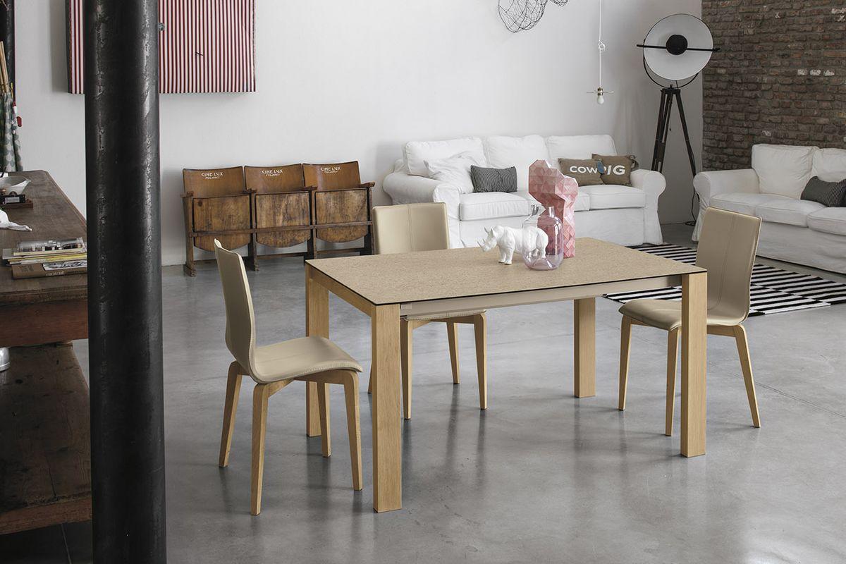 Tavoli con piano in gres porcellanato mai piu 39 graffi e macchie soave arredamenti torino - Tavoli da falegname nuovi ...