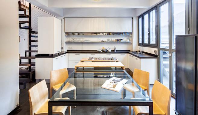 Realizzazioni soave arredamenti torino for Gallery home arredamenti torino
