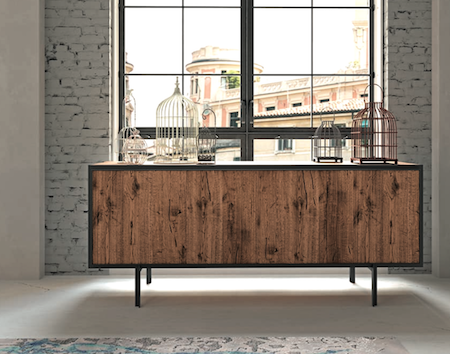 Credenza Moderna In Legno Massello : La madia moderna legno le nuove credenze per arredare casa in