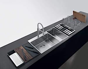 Accessori Per Lavelli Da Cucina.Nuovo Lavello Per Cucina Box Center Tanti Accessori Tutti A Portata Di Mano Soave Arredamenti Torino